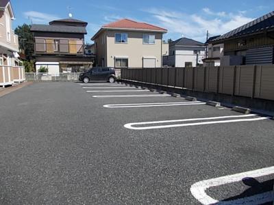 【駐車場】ウェ-ル