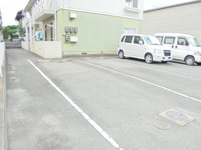 【駐車場】フレグランス川口