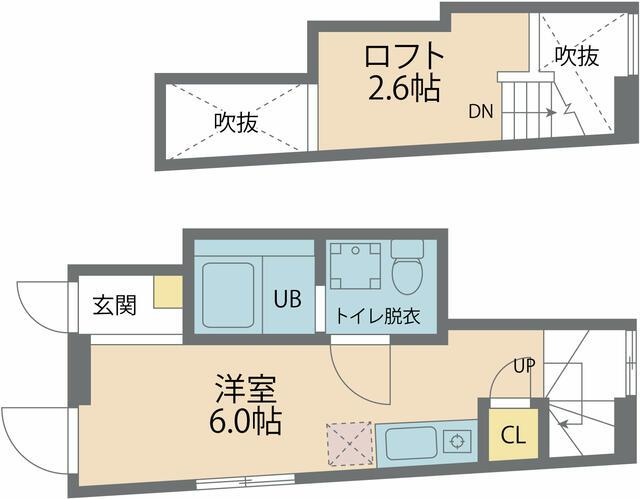 Confort横浜妙蓮寺 102号室