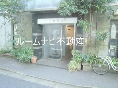 【エントランス】三桝ビル