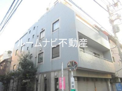 【外観】三桝ビル