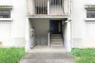 【エントランス】ビレッジハウス行田4号棟