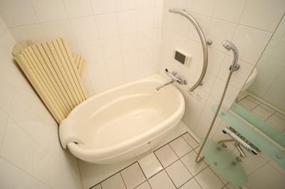 【浴室】カーサリック同心