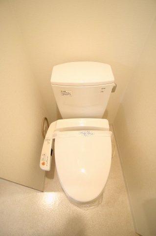【トイレ】カーサリック同心