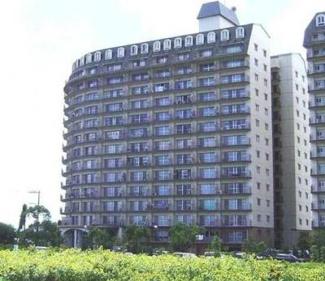 【外観】琵琶湖アーバンリゾートⅢ番館