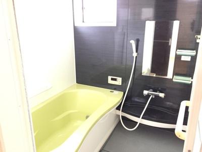 【浴室】ラフィネはまゆう B棟