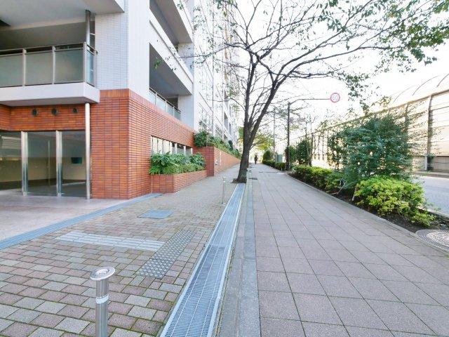 専有面積83.62㎡ 3LDK LDKは広々17.5帖 7階住戸につき眺望陽当たり良好です