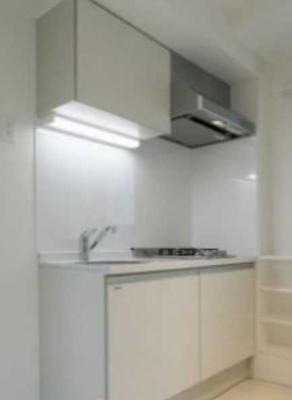 【キッチン】エクサム若林Ⅱ 駅近 ルーフバルコニー 浴室乾燥機