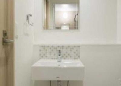 【洗面所】エクサム若林Ⅱ 駅近 ルーフバルコニー 浴室乾燥機