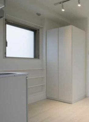 【収納】エクサム若林Ⅱ 駅近 ルーフバルコニー 浴室乾燥機