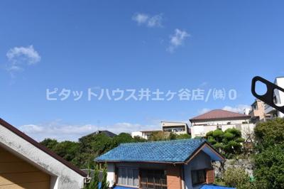 【展望】ハイムYUI