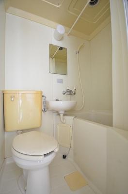 【浴室】ジャルダン12