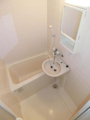 【浴室】ヴィラ聖護院