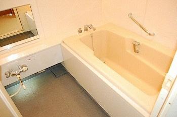【浴室】フェアフィールド中島公園