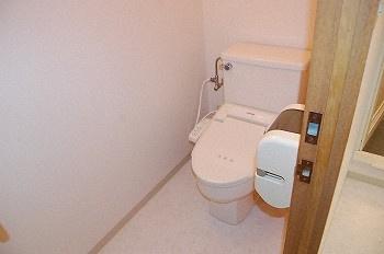 【トイレ】フェアフィールド中島公園