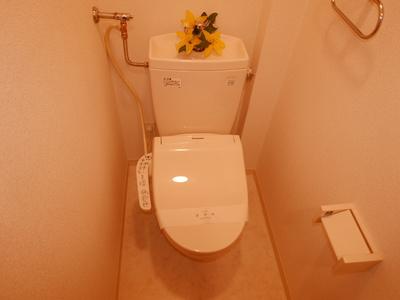 【トイレ】エステラ南3条館A