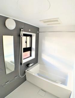 【浴室】ロマネスク西公園第7