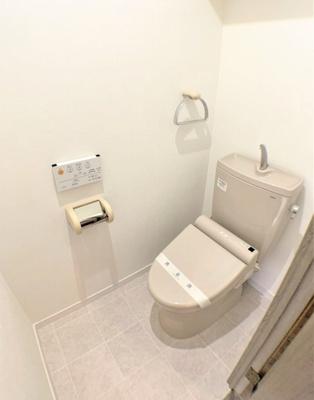 【トイレ】ロマネスク西公園第7