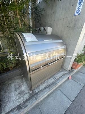 【その他共用部分】コスモリード目黒花房山