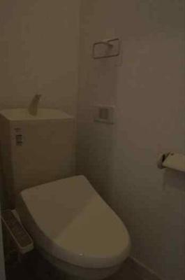 【トイレ】フォレストコート目白