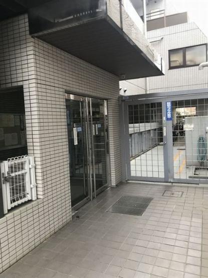 【エントランス】レジェンド南長崎
