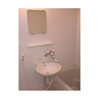 【浴室】パークサイド21B棟