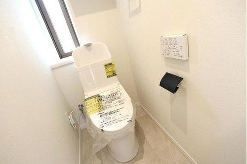 【トイレ】かしわ台クラルテ 東棟