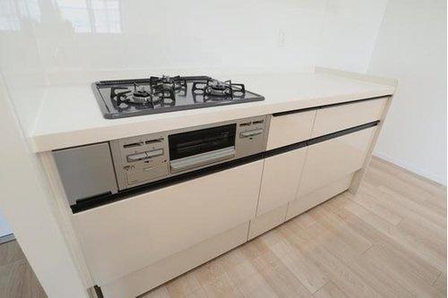 【キッチン】かしわ台クラルテ 東棟