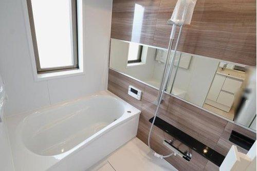 【浴室】かしわ台クラルテ 東棟