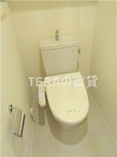 【トイレ】ホワイトキューブ南長崎