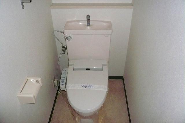 【トイレ】ハイコート甲子園四番町