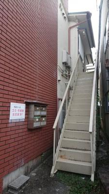 【その他共用部分】白浜ハイツルミネ