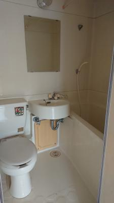 【浴室】白浜ハイツルミネ