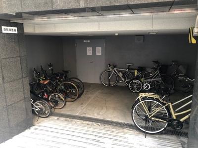 【駐車場】スカイコート日本橋人形町