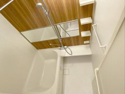 【浴室】シェルハウス上中里B