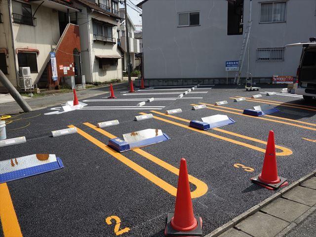 【外観】名島2丁目駐車場