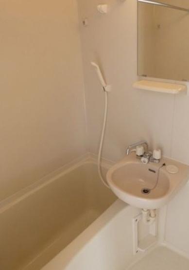 【浴室】コンフォリア東中野