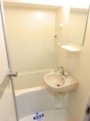 【浴室】スカイコート日本橋人形町第2