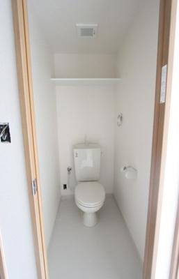 【トイレ】ベルデュールⅢ