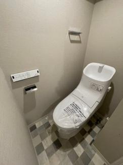 【トイレ】森町ビル リフォーム済マンション 2LDK