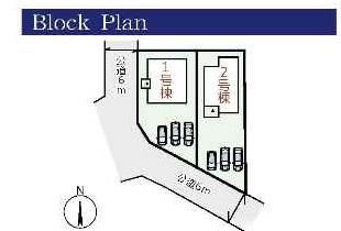 【区画図】新築戸建 桜が丘3丁目2号地