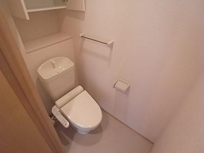 【トイレ】エストレーラⅡ