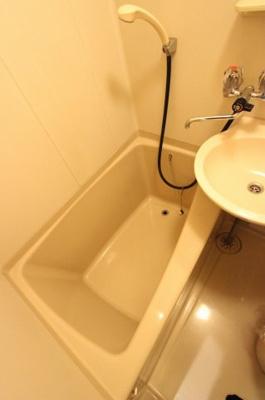【浴室】シティコーポ比治山