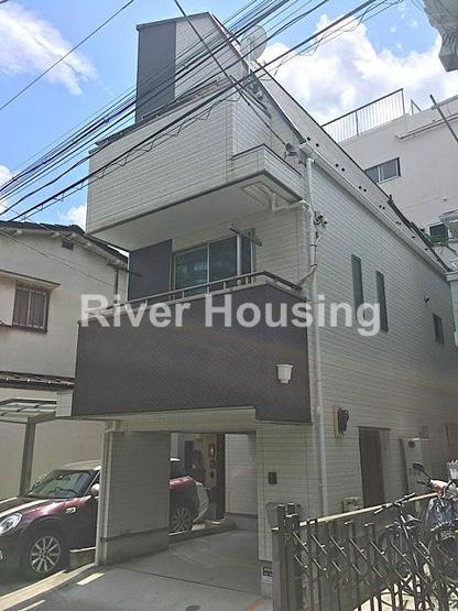 【外観】渋谷本町3丁目戸建て