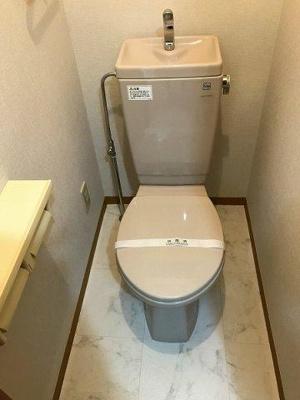 【トイレ】第24芙蓉ハイツ