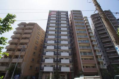 JR川崎駅徒歩7分の分譲賃貸マンションです。