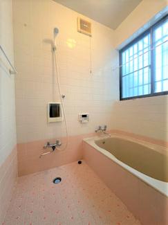 【浴室】さいたま市南区辻2丁目中古戸建
