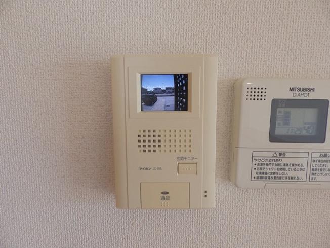 【設備】ソシアドミール B棟