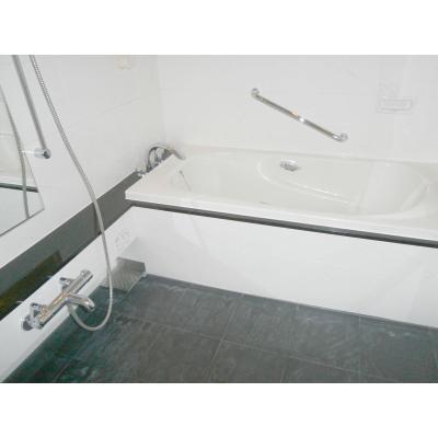 【浴室】麻布第一マンションズ