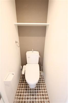 【トイレ】グランエクラ田島